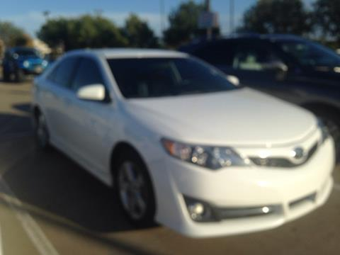 2014 Toyota Camry for sale in Dallas, TX