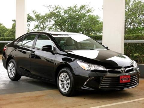 2017 Toyota Camry for sale in Dallas, TX