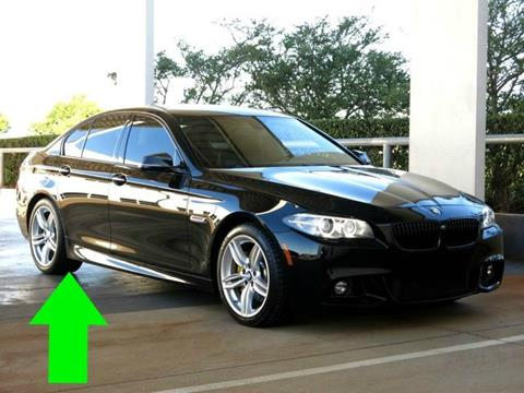 2015 BMW 5 Series for sale in Dallas, TX