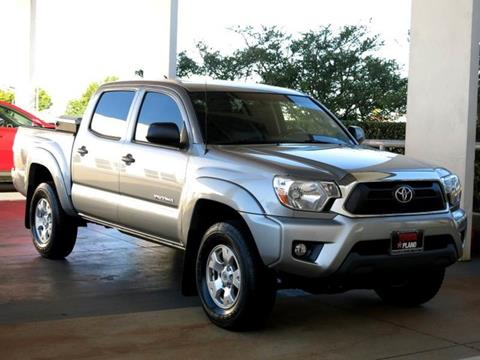 2014 Toyota Tacoma for sale in Dallas, TX