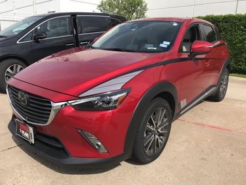 2016 Mazda CX-3 for sale in Dallas, TX