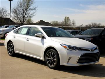 2017 Toyota Avalon for sale in Plano, TX