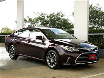 2016 Toyota Avalon for sale in Plano, TX