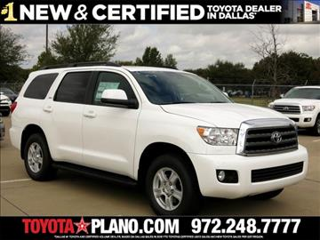 2016 Toyota Sequoia for sale in Plano, TX