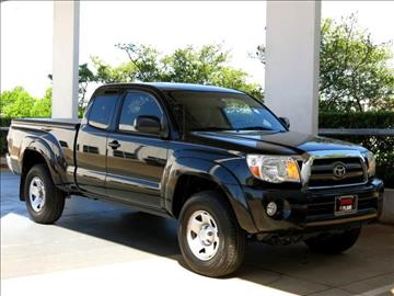 2010 Toyota Tacoma for sale in Plano, TX
