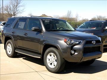 2017 Toyota 4Runner for sale in Plano, TX