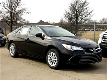2017 Toyota Camry for sale in Plano, TX