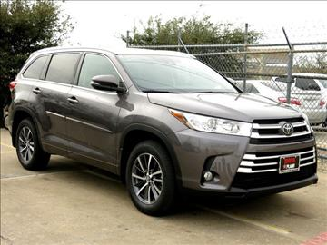 2017 Toyota Highlander for sale in Plano, TX