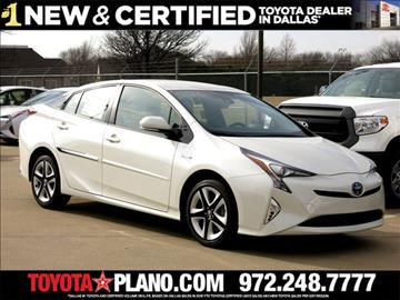 2017 Toyota Prius for sale in Plano, TX