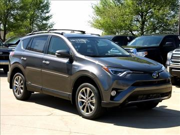 2017 Toyota RAV4 Hybrid for sale in Plano, TX