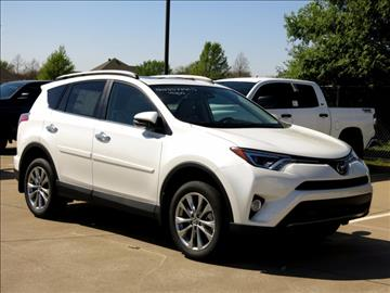 2017 Toyota RAV4 for sale in Plano, TX
