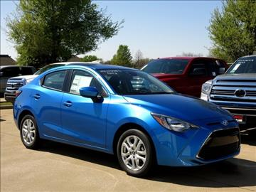 2017 Toyota Yaris iA for sale in Plano, TX