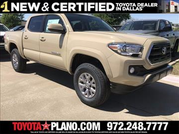 2017 Toyota Tacoma for sale in Dallas, TX