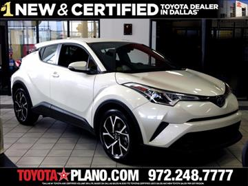 2018 Toyota C-HR for sale in Dallas, TX