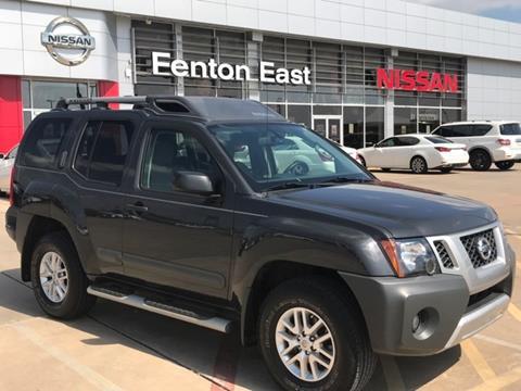 2014 Nissan Xterra for sale in Del City, OK