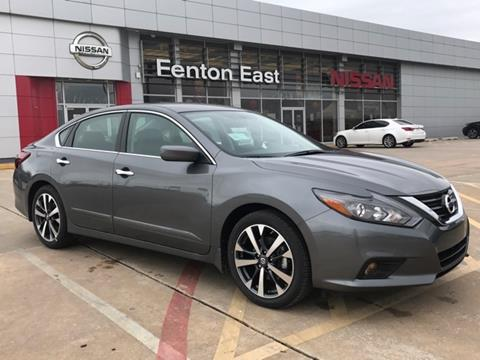 2017 Nissan Altima for sale in Del City, OK