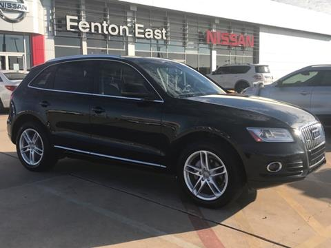 2014 Audi Q5 for sale in Del City, OK
