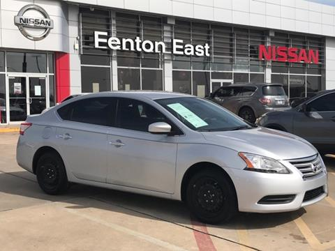 2014 Nissan Sentra for sale in Del City, OK