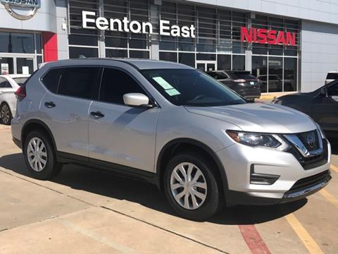2017 Nissan Rogue for sale in Del City, OK