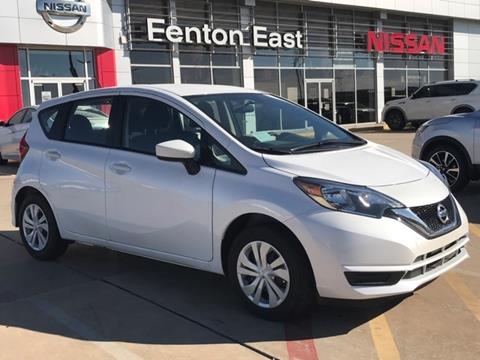 2017 Nissan Versa Note for sale in Del City, OK