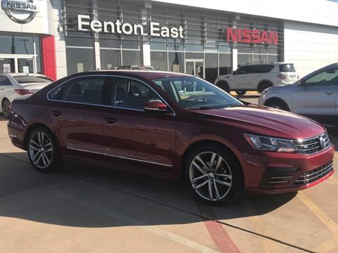 2016 Volkswagen Passat for sale in Del City, OK