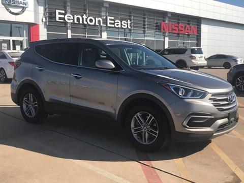 2017 Hyundai Santa Fe Sport for sale in Del City, OK