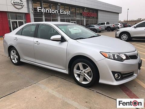 2014 Toyota Camry for sale in Del City, OK