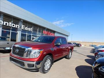 2017 Nissan Titan for sale in Del City, OK