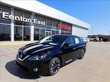 2017 Nissan Sentra for sale in Del City, OK