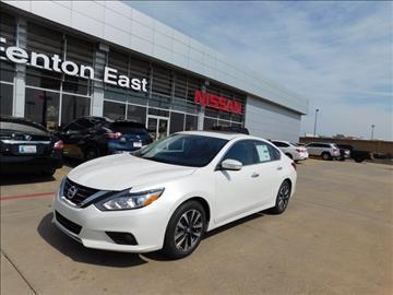 2017 Nissan Altima for sale in Del City, OK