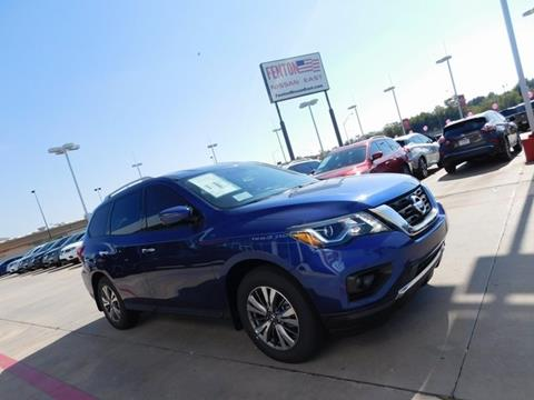 2017 Nissan Pathfinder for sale in Del City, OK