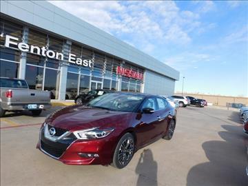 2017 Nissan Maxima for sale in Del City, OK