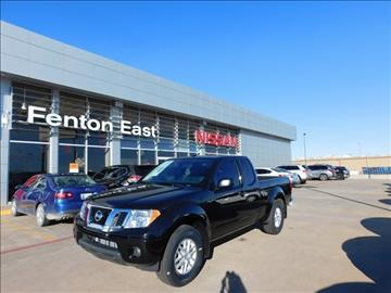 2017 Nissan Frontier for sale in Del City, OK