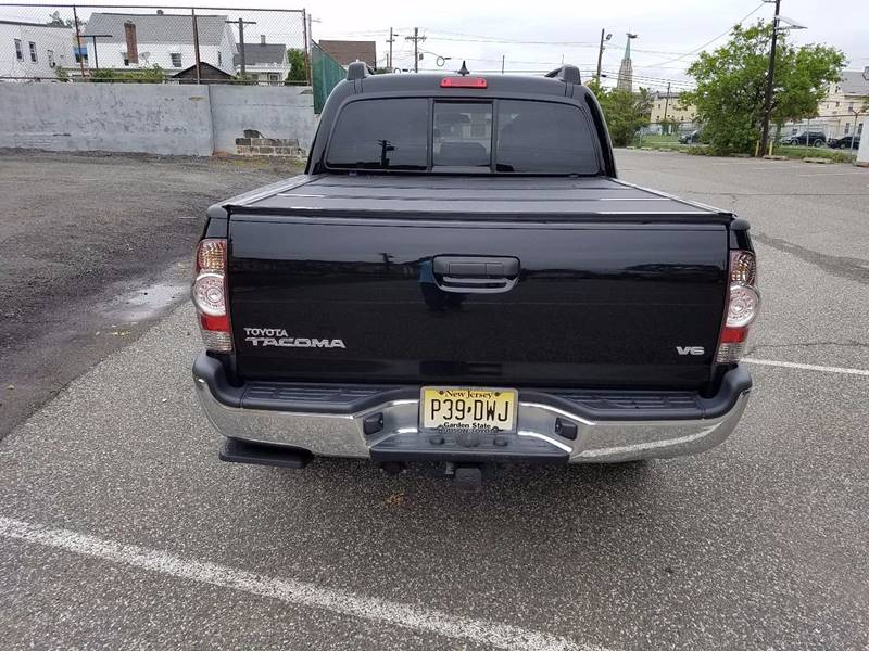 2014 Toyota Tacoma for sale at KNS Auto LLC in Hasbrouck Heights NJ