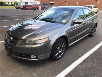 2007 Acura TL for sale at KNS Auto LLC in Hasbrouck Heights NJ