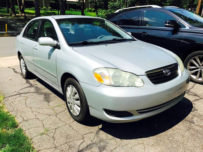 2007 Toyota Corolla for sale at KNS Auto LLC in Hasbrouck Heights NJ