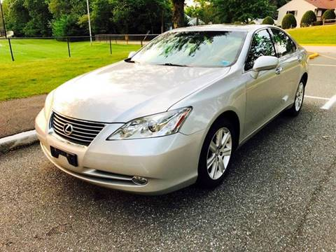 2009 Lexus ES 350 for sale at KNS Auto LLC in Hasbrouck Heights NJ
