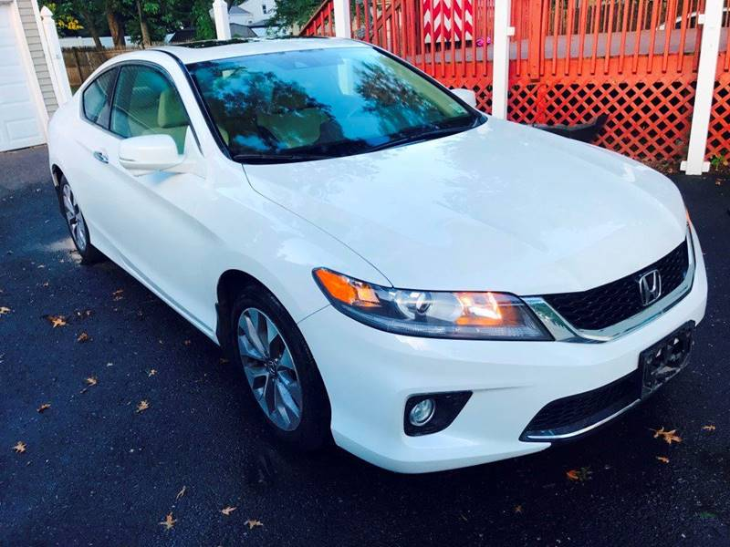 2015 Honda Accord for sale at KNS Auto LLC in Hasbrouck Heights NJ