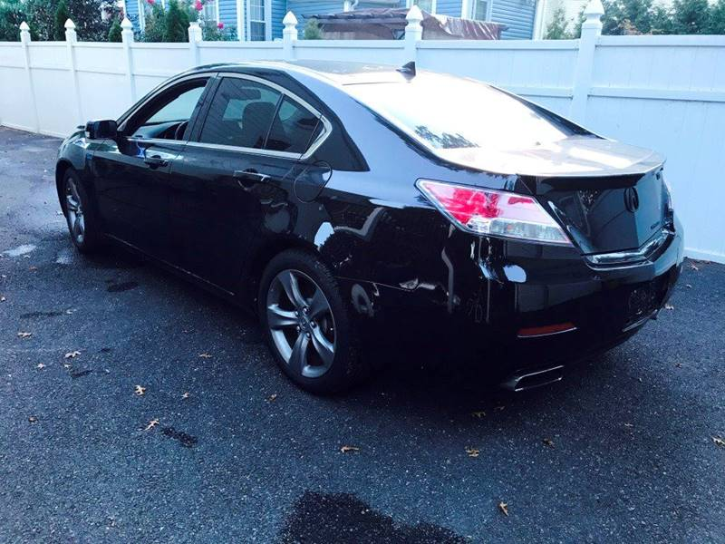 2013 Acura TL for sale at KNS Auto LLC in Hasbrouck Heights NJ