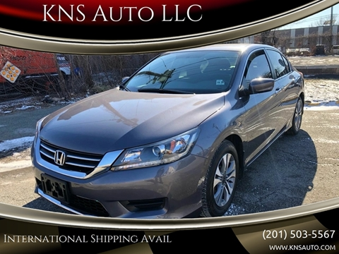 2015 Honda Accord for sale in Hasbrouck Heights, NJ