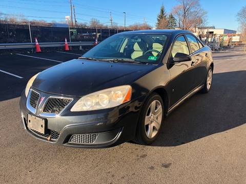 2010 Pontiac G6 for sale in Hasbrouck Heights, NJ
