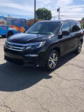 2017 Honda Pilot for sale in Hasbrouck Heights, NJ
