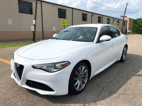 2017 Alfa Romeo Giulia for sale in Hasbrouck Heights, NJ