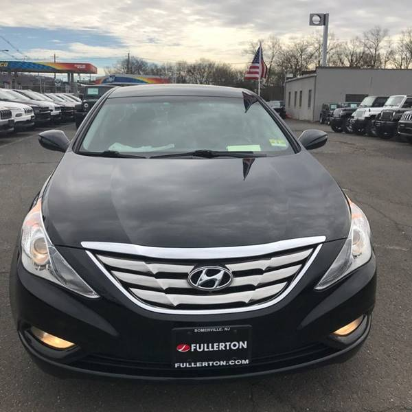 2011 Hyundai Sonata for sale at KNS Auto LLC in Hasbrouck Heights NJ