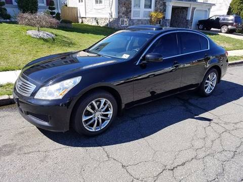 2008 Infiniti G35 for sale at KNS Auto LLC in Hasbrouck Heights NJ