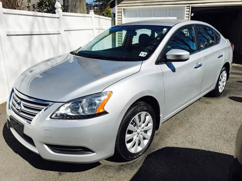 2015 Nissan Sentra for sale at KNS Auto LLC in Hasbrouck Heights NJ