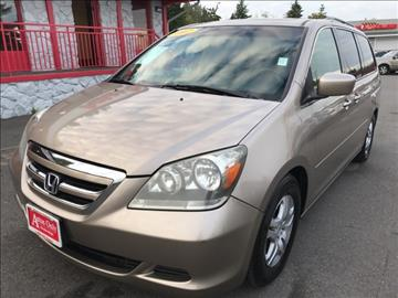 2007 Honda Odyssey for sale in Everett, WA