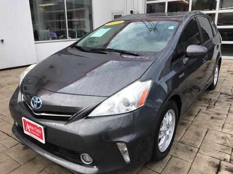 2013 Toyota Prius v for sale in Everett, WA