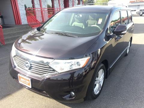 2011 Nissan Quest for sale in Everett, WA