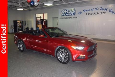 2016 Ford Mustang for sale in Highland, IN